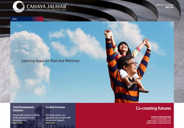cahayajauhar website