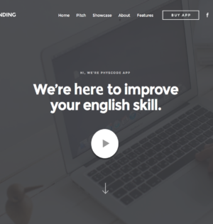 LandingPage – Landing Page WordPress Theme