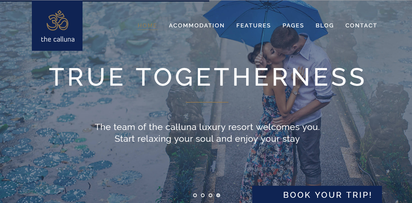50 Best Hotel WordPress Themes 2018