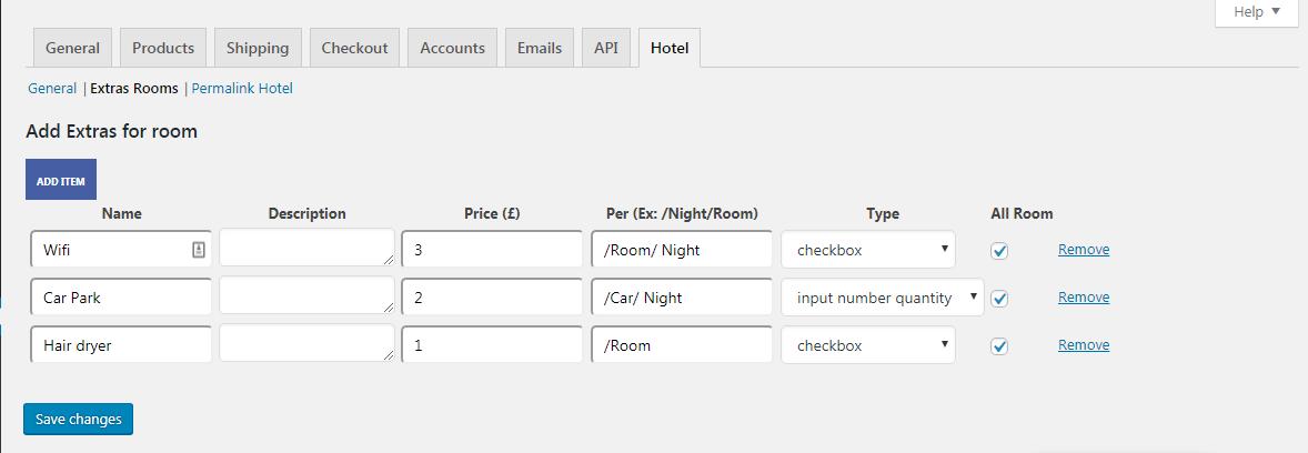 Hotel WordPress Theme   Hotel Queen